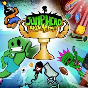 Nintendo eShop Downloads Europe JumpHead Battle4Fun