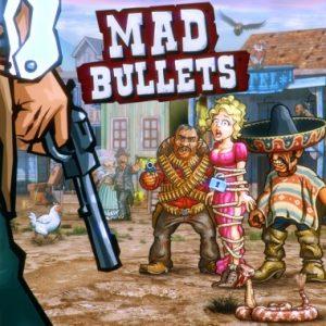 Nintendo eShop Downloads Europe Mad Bullets