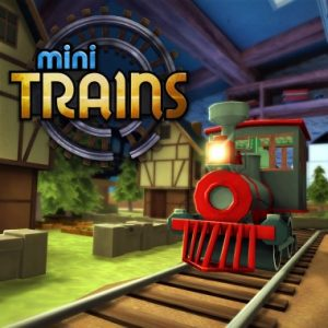 Nintendo eShop Downloads Europe Mini Trains