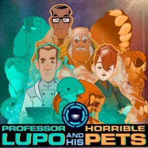 Nintendo eShop Downloads Europe Professor Lupo and his Horrible Pets