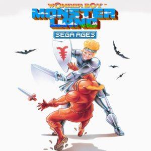 Nintendo eShop Downloads Europe SEGA Ages Wonder Boy Monster Land