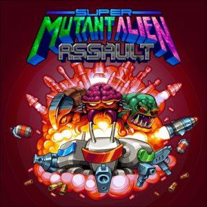 Nintendo eShop Downloads Europe Super Mutant Alien Assault