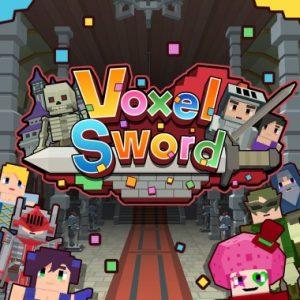Nintendo eShop Downloads Europe Voxel Sword