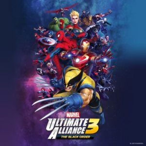 Nintendo eShop Downloads Europe Marvel Ultimate Alliance 3 The Black Order