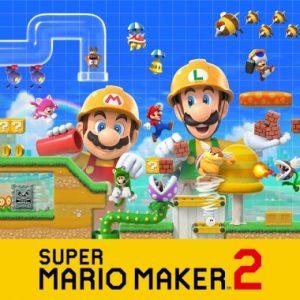 Nintendo eShop Downloads Europe Super Mario Maker 2