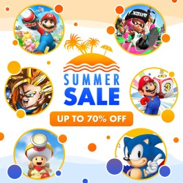 Nintendo eShop Downloads Europe Nintendo eShop Summer Sale 2019