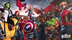 Nintendo eShop Downloads North America Marvel Ultimate Alliance 3 The Black Order