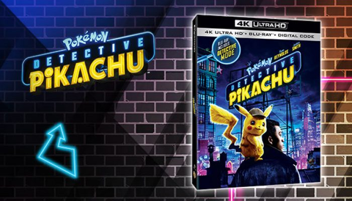 Pokémon: 'Buy Pokémon Detective Pikachu on Blu-ray or DVD and get a Pokémon TCG Card'