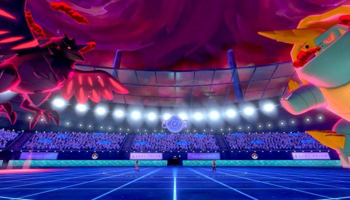 Pokémon Sword & Shield: 'Gigantamaxing changes a Pokémon's size and appearance!'