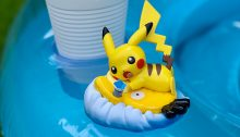 A Day with Pikachu