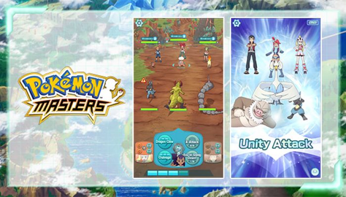 Pokémon: 'The New Pokémon Masters Trailer Shows Co-op Play, New Characters, and More'