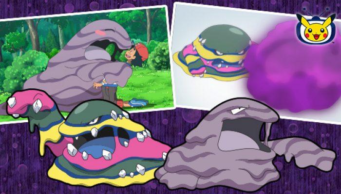 Pokémon: 'Watch Muk and Alolan Muk in Pokémon the Series on Pokémon TV'