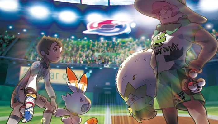 Pokémon Sword & Shield: 'Strive to become the next Champion of the Galar region!'