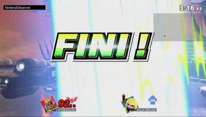 Super Smash Bros. Ultimate, Chikara VIP Épisode 7 : Rien ne sert de courir.