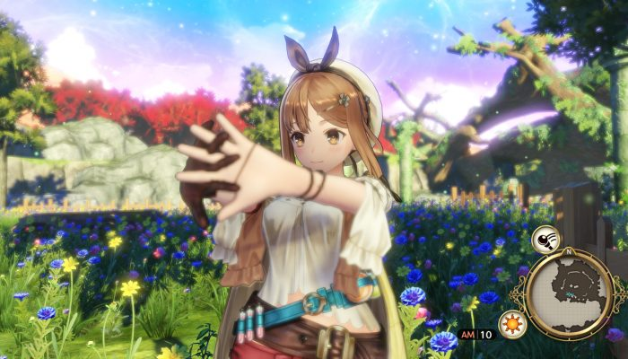 Atelier Ryza – Japanese New Gameplay Screenshots