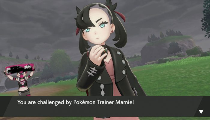 Pokémon Sword & Shield: 'Marnie'