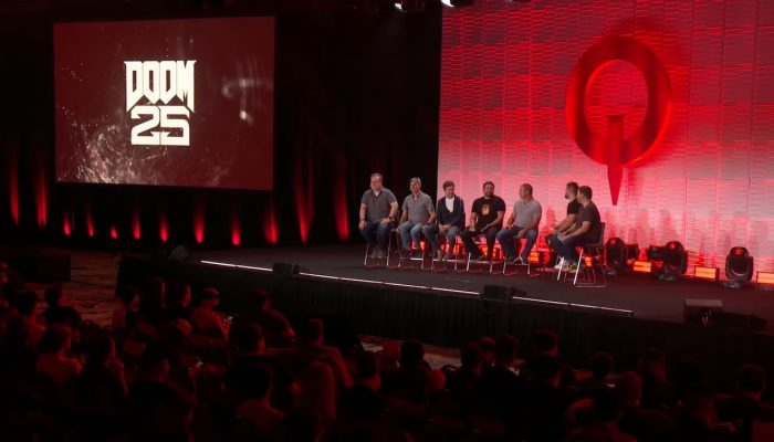 QuakeCon 2019 Keynote feat. Doom Eternal