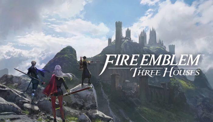 Fire Emblem : Three Houses – Bande-annonce de lancement