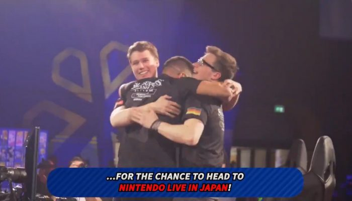 Nitnendo of Europe wanting you to vote for your favorite European Smash player for gamescom 2019