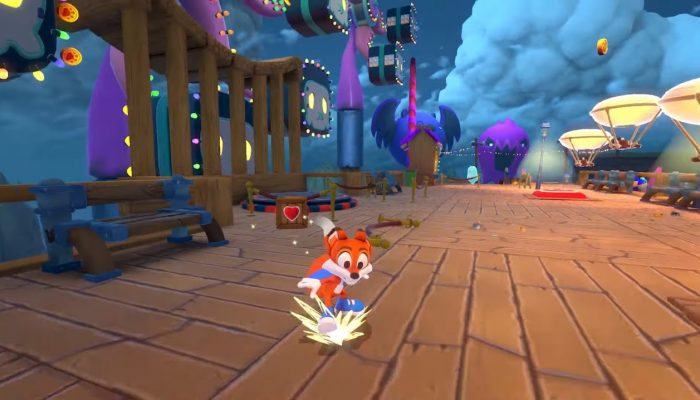 "New Super Lucky's Tale – ""Meet Lucky!""  Trailer"