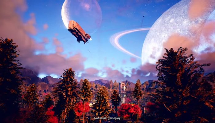 The Outer Worlds – Nintendo Switch Announcement