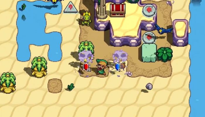 Cadence of Hyrule gets a free demo on the Nintendo Switch eShop