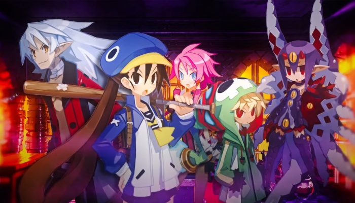 Disgaea 4 Complete+ – Japanese Promotional Trailer