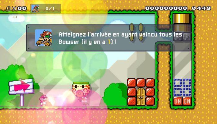 Super Mario Maker 2 – Niveaux de studios indé français (deuxième tour)