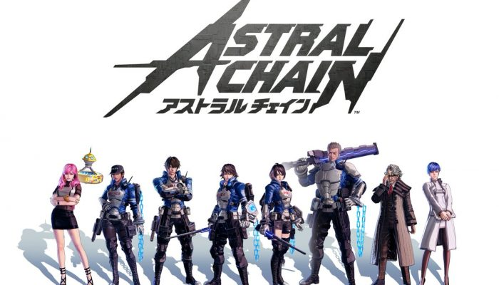 Mr. Taura's Case Files 02 for Astral Chain