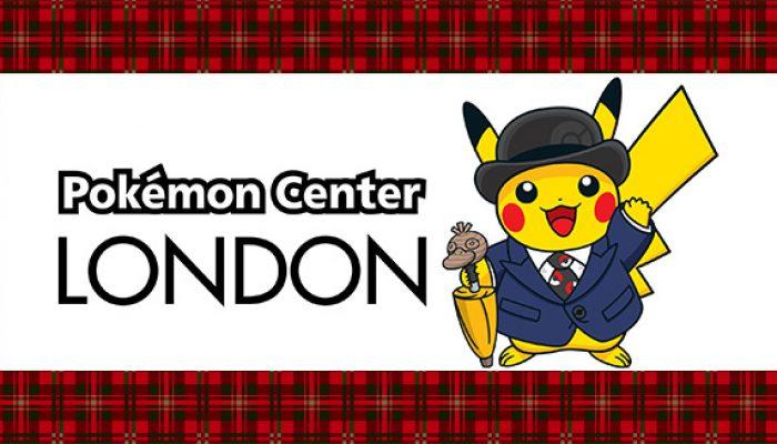 Pokémon : 'Un Pokémon Center pop-up va ouvrir à Londres en octobre'