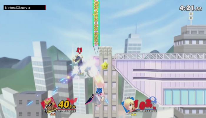 Super Smash Bros. Ultimate, Chikara VIP Épisode 8 : Les Étoiles