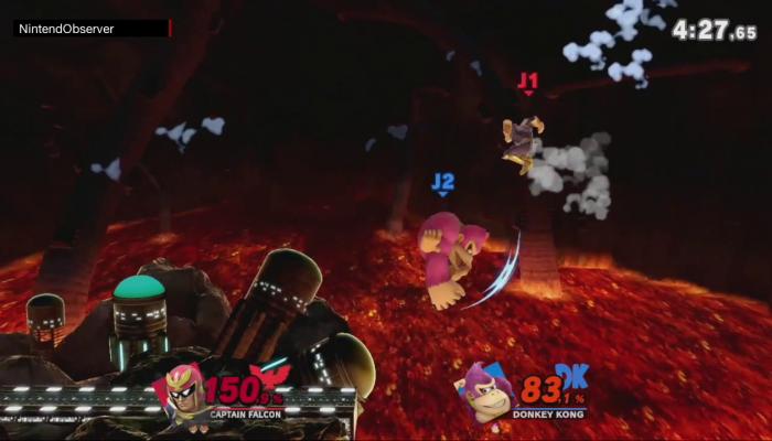 Super Smash Bros. Ultimate, Chikara VIP Épisode 12 : Non DK.