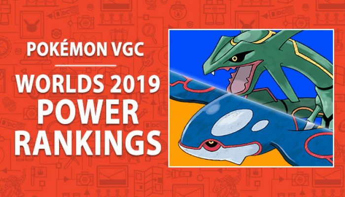 Pokémon: 'Pokémon Video Game Worlds Power Rankings'