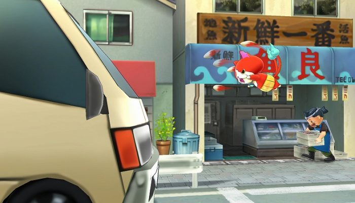 Yo-kai Watch 1 for Nintendo Switch – Japanese Gameplay Screenshots