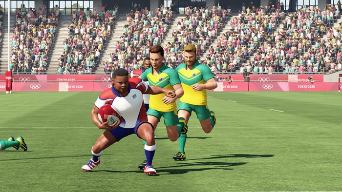 Olympic Games Tokyo 2020 The Official Video Game Japanese Rugby Update And Other Screenshots Nintendobserver