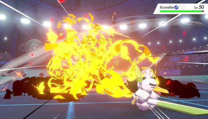 Pokémon Sword Shield: 'Sirfetch'd'