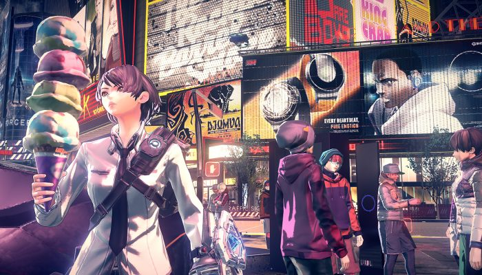 PlatinumGames: 'Astral Chain Devblog: Change and Consequence'