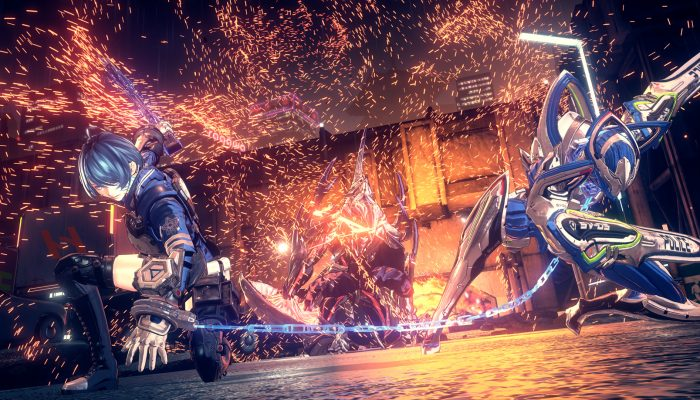 PlatinumGames: 'Astral Chain Devblog: Visual Effects, Platinum Style'