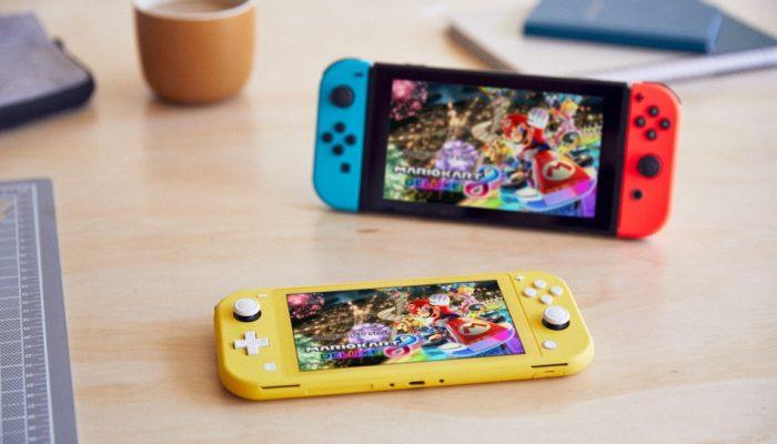 NoE: 'Get ready for Nintendo Switch Lite!'