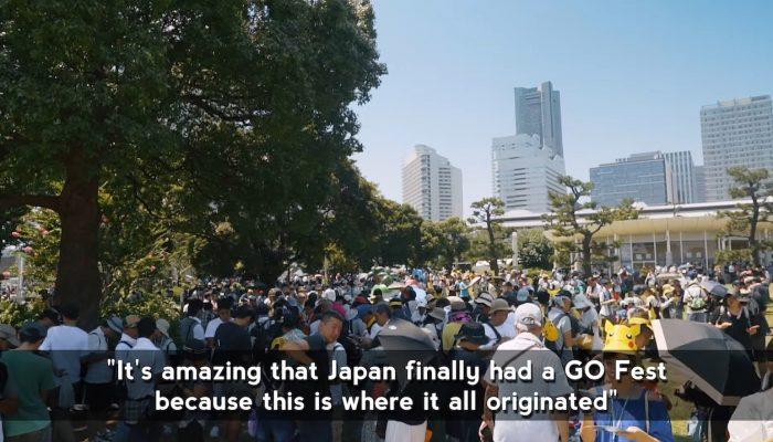Pokémon Go – Pokémon Go Fest 2019 Yokohama Recap