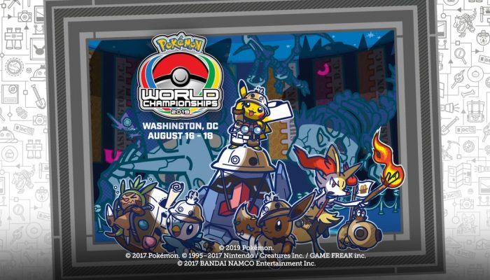 Pokémon – Get ready for the 2019 Pokémon World Championships!