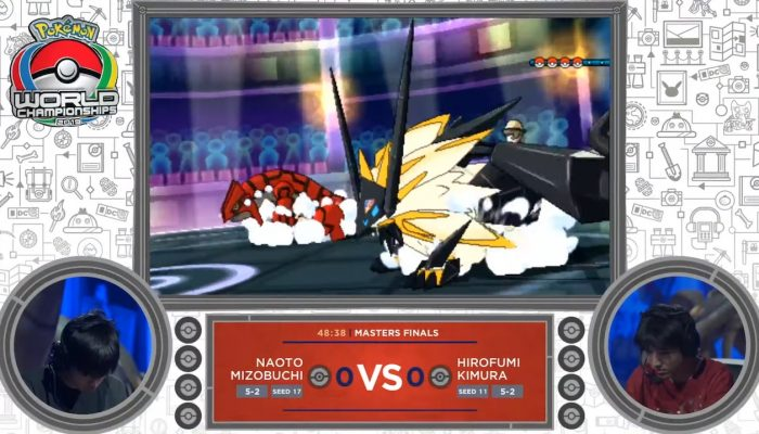 Pokémon: 'Worlds Concludes with Legendary VGC Battles'