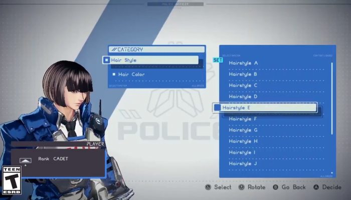 Mr. Taura's Case Files 06 for Astral Chain