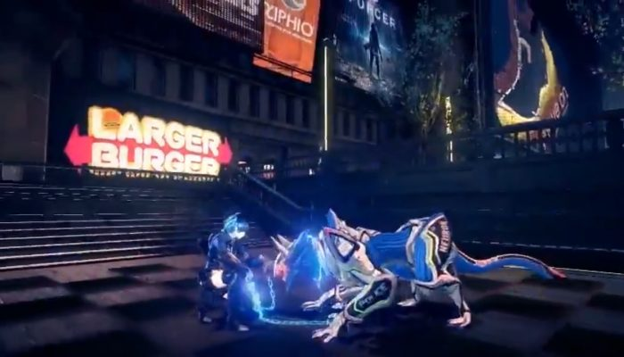 Mr. Taura's Case Files 07 for Astral Chain