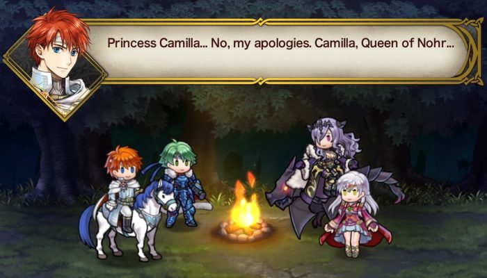 Fire Emblem Heroes – Royalty Convenes Part 1 (A View from the Throne)