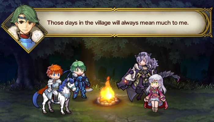 Fire Emblem Heroes – Royalty Convenes Part 2 (Walking with the People)