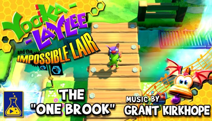 Yooka-Laylee and the Impossible Lair – Soundtrack: The One Brook