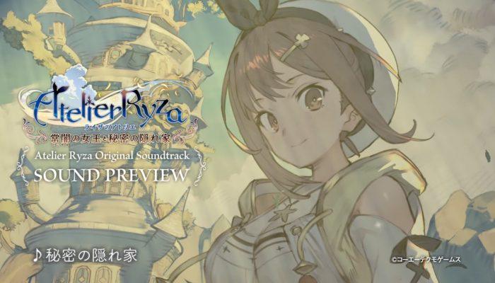 Atelier Ryza – Second Original Soundtrack Sound Preview