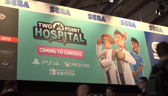 Two Point Hospital – Gamescom Developer Interview
