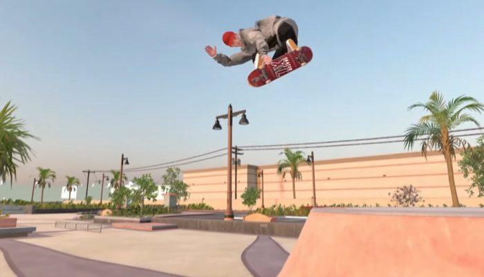 Skater XL – Announcement Trailer